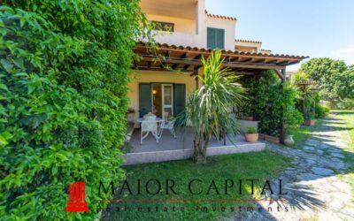 San Teodoro | Villetta a schiera con giardino