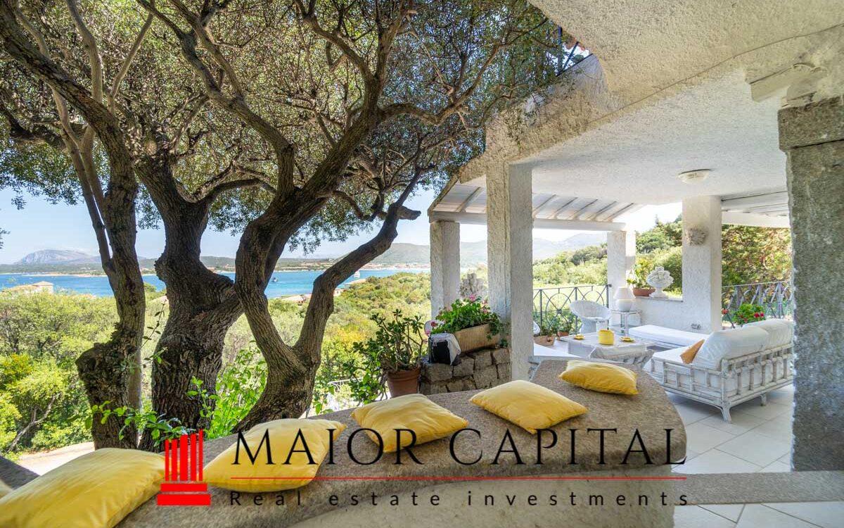 Olbia | Porto Rotondo | Villa a schiera con vista mare