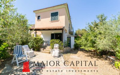 Budoni | Limpiddu | Villetta a schiera con giardino