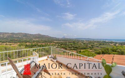 San Teodoro | Appartamento con vista panoramica