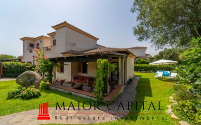 San Teodoro | Monte Petrosu | Villa bifamiliare