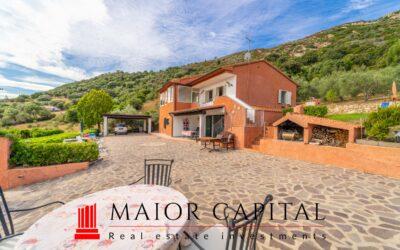San Teodoro | Villa indipendente con giardino