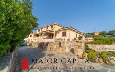 Budoni | Limpiddu | Villetta con giardino