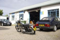 1.-Frasers-Garage-Munlochy.-AJS