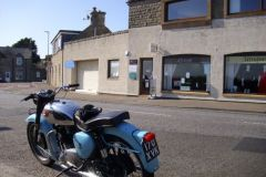 13.-Seatown-Road-Lossiemouth.-Frankie-Ralph-sold-bikes-here.