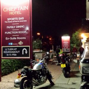 Chieftain Hotel
