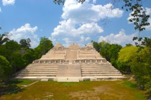 Belize Caana, Caracol