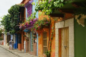Colombia - Walk the pretty streets