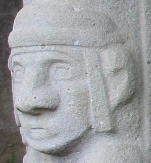 Colombia Perfil San Agustin