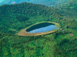 El Salvador La Laguna de la Apaneca