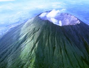 El Salvador Volcan Chaparrastique 2