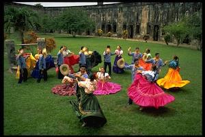 Honduras Cuadro de Danzas de San Pedro Sula