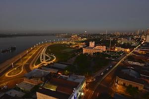 Paraguay Bahia de Asuncion