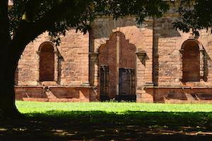 Paraguay Reducciones Jesuíticas de Jesus de Tavarangue
