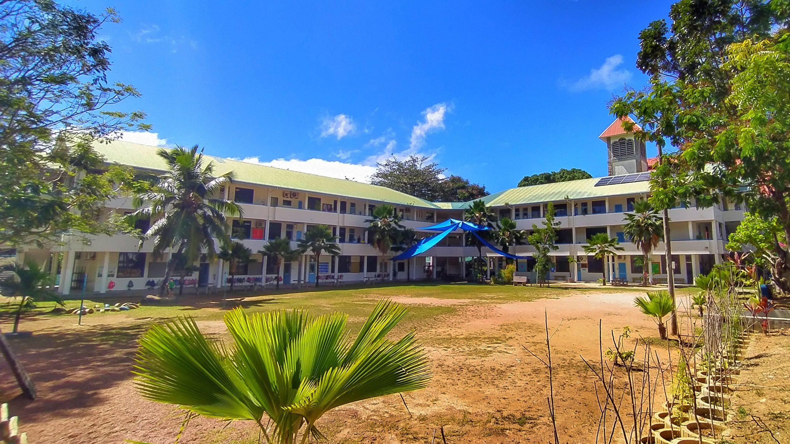 Vijay International School Praslin