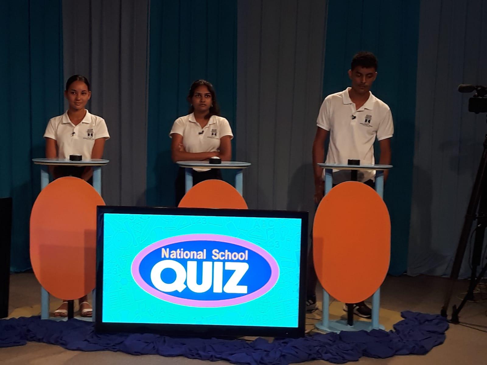 VISP at SBC Inter School Quiz 2020