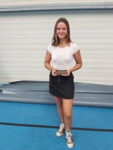 VISP Sports awards outstanding achievement award
