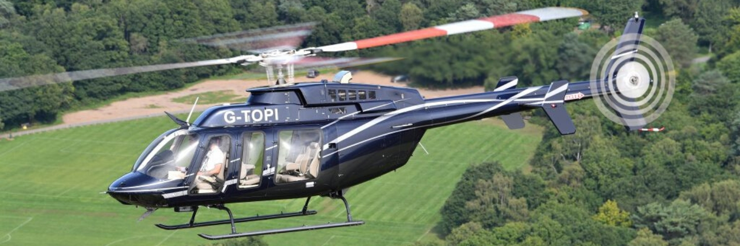 Business Helicopter Charter UK