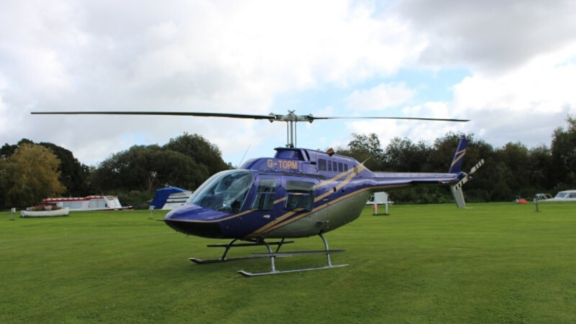 Helicopter Charter Hire Silverstone Cheltenham Ascot 9