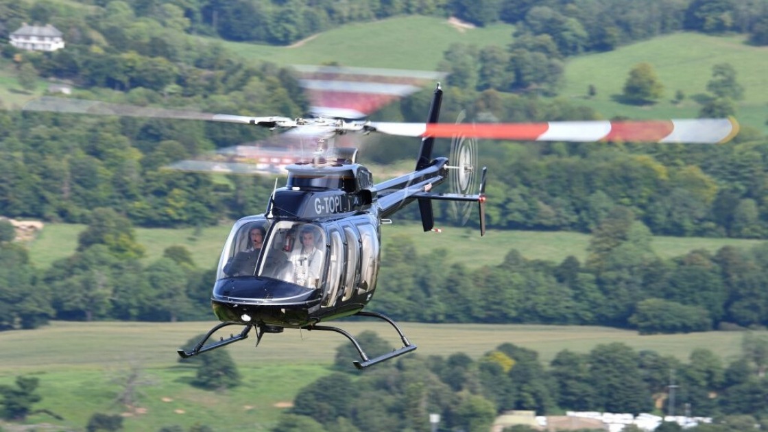 Helicopter Charter | Helicopter Hire 3