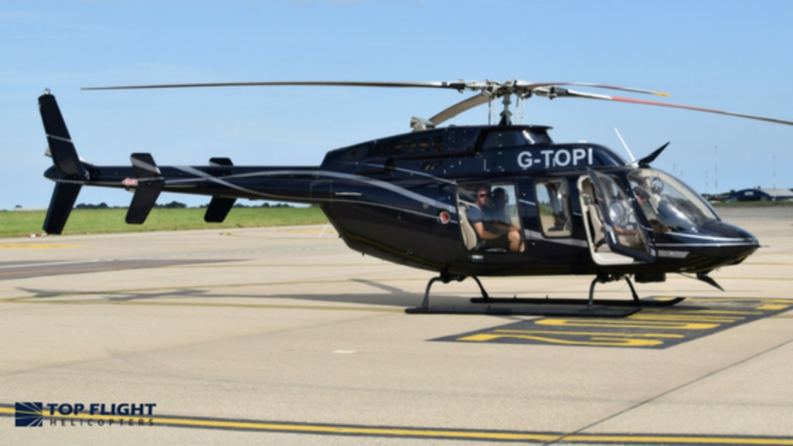 Helicopter Charter | Helicopter Hire 6