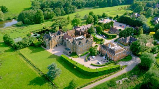 Fawsley Hall Northamptonshire