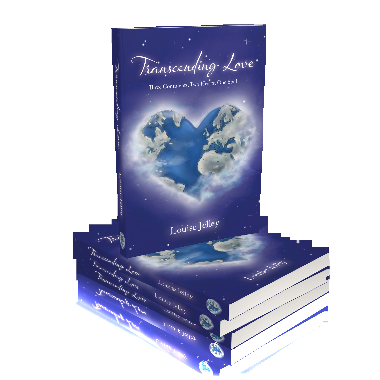 3D image of Transcending Love novel