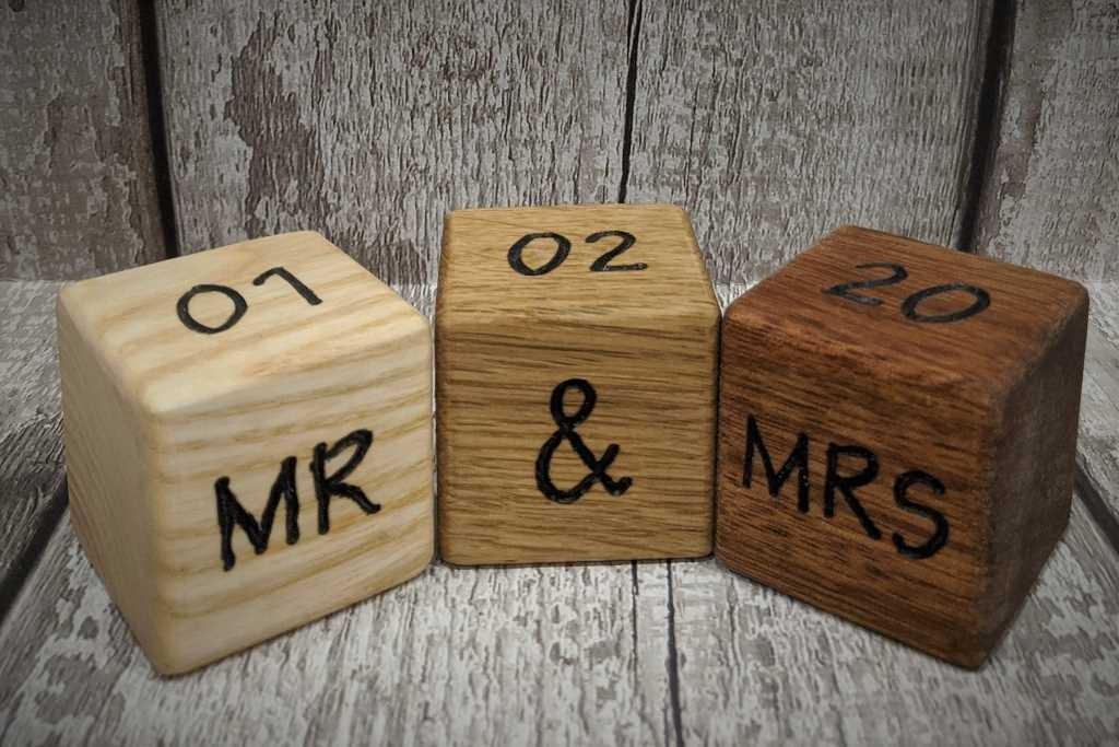 turned mr & mrs