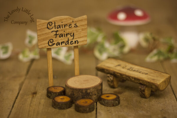 Fairy & Gnome Garden