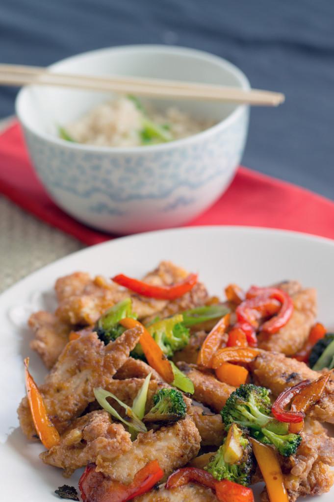 Crispy Japanese Chicken