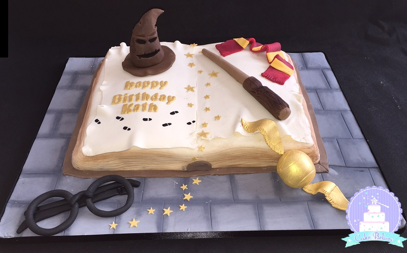 Harry Potter - Cake Believe