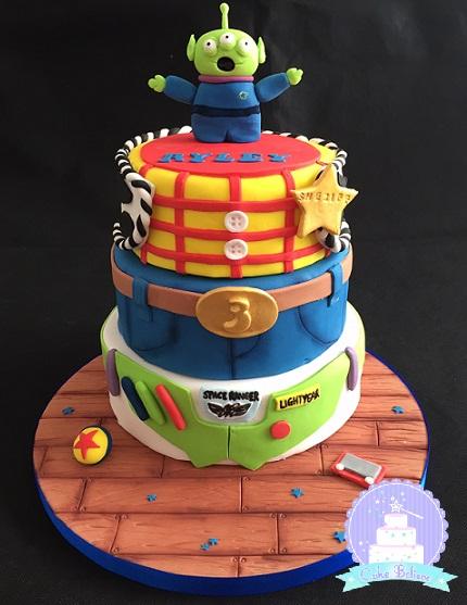 Toy Story Cake Believe