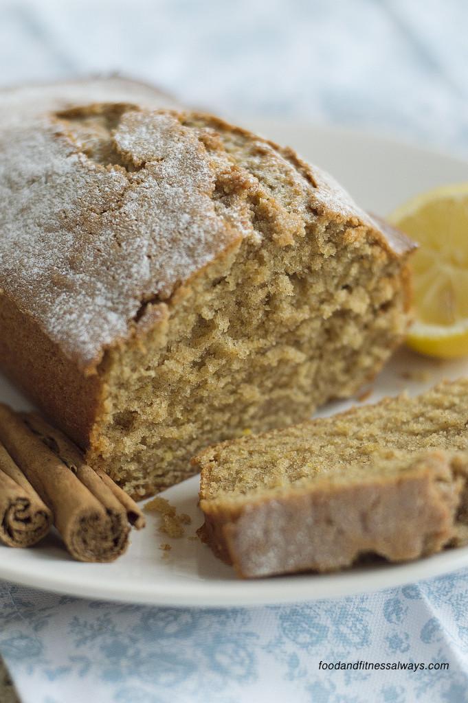 spiced madeira cake
