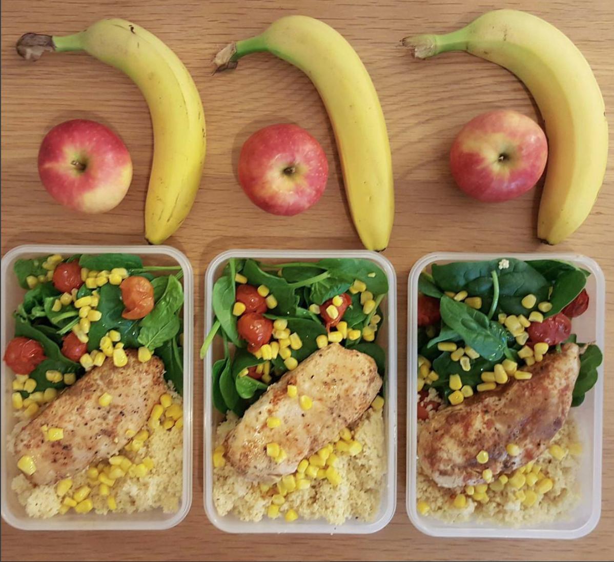 gym diet chicken recipes