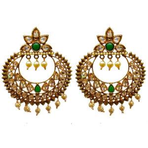 Gold Plated Earrings ER-6820-64