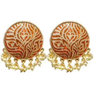 Designer Gold Plated tops 90302
