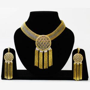 American Diamond Necklace 404220