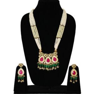 Designer Kundan Pendant PS-2275-452