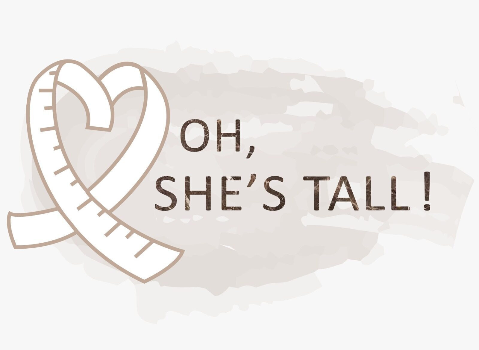 Oh, She's Tall !
