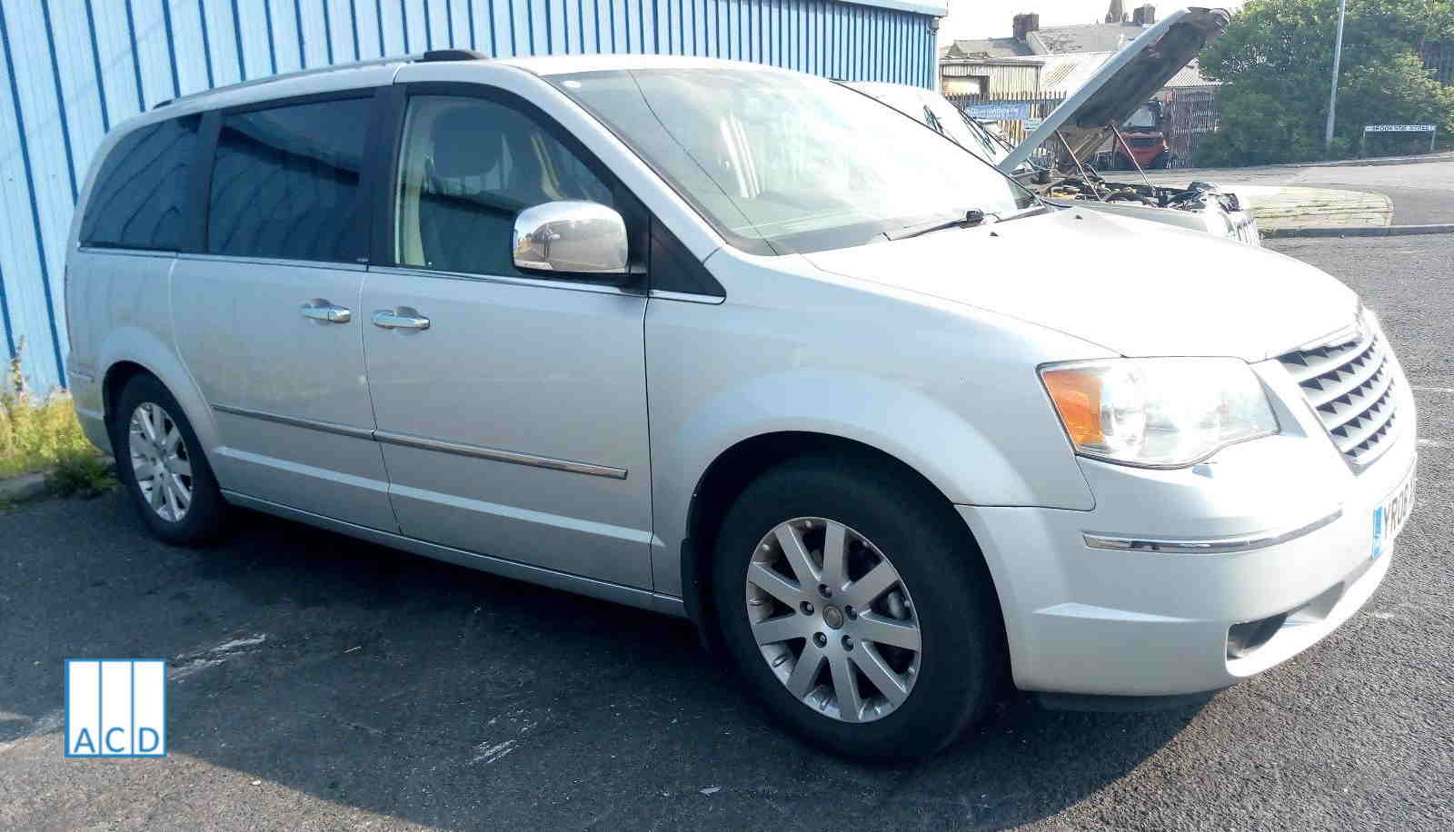 2008 Chrysler Grand Voyager parts for sale.