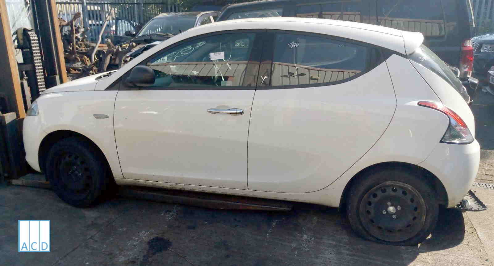 Chrysler Ypsilon used parts for sale