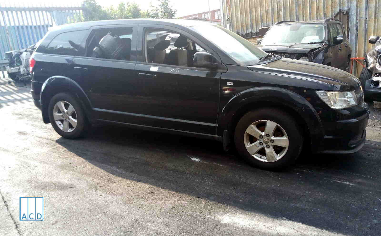 Dodge Journey used parts for sale