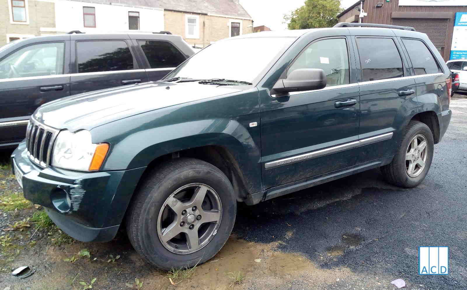 2005 Grand Cherokee used parts for sale.