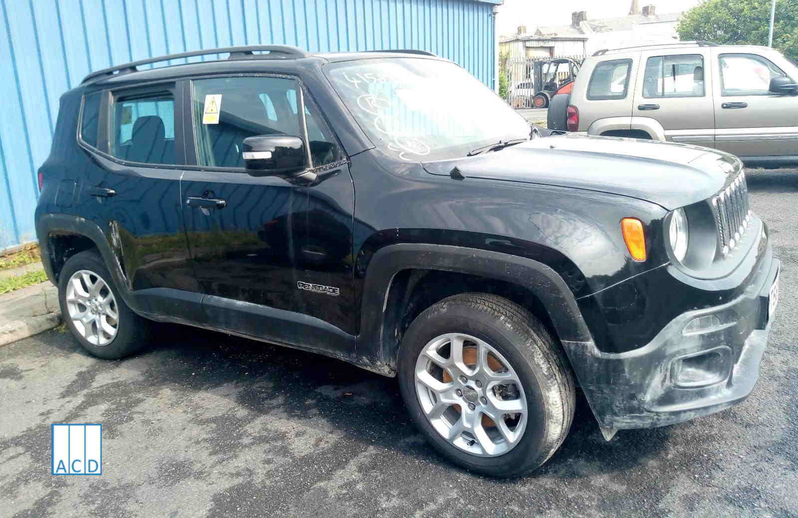 Jeep Renegade parts for sale