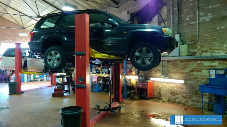 Chrysler Jeep Dodge Parts fitting service
