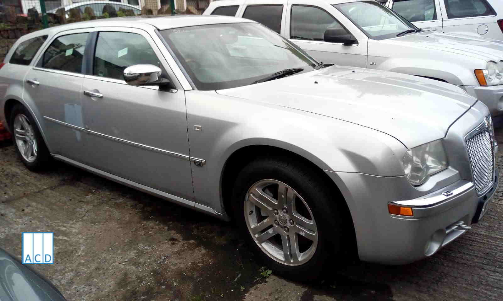 Chrysler 300C used parts for sale