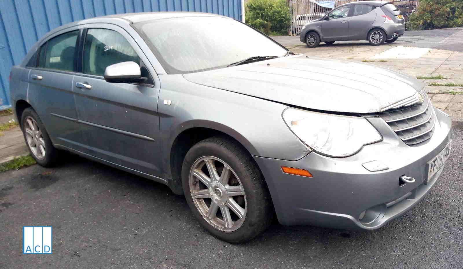 Chrysler Sebring 2.0L Diesel parts for sale