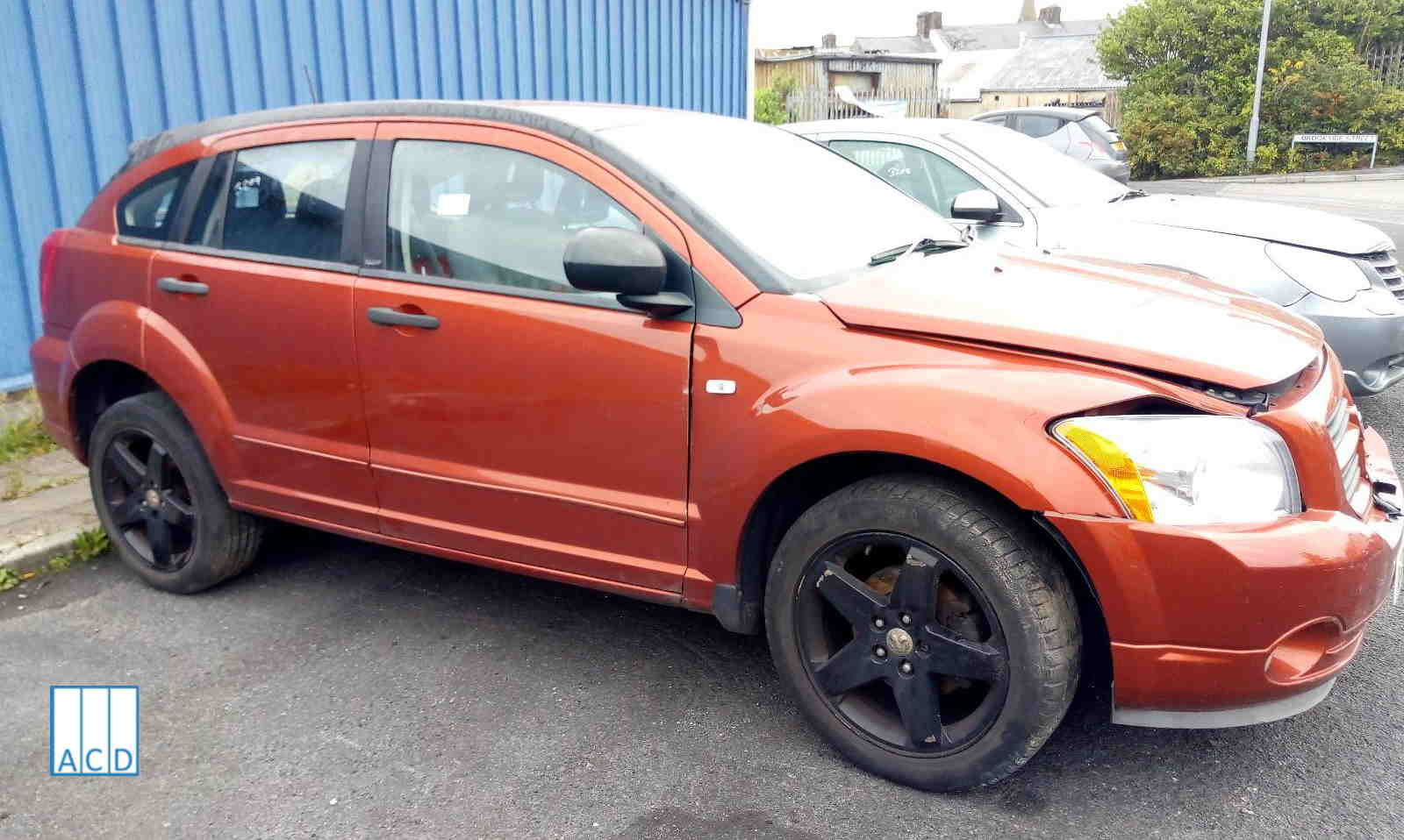 Dodge Caliber 2.0L Petrol parts for sale.