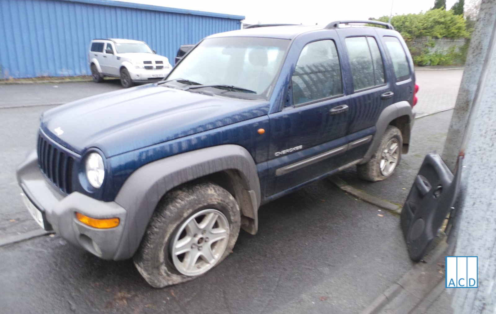 Jeep Cherokee 2.8L 5-Speed Automatic 2004 #3257 01