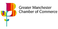 Logo for Greater Manchester Chamber of Commerce